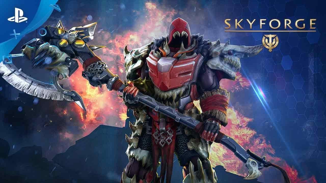 Skyforge – Revenant Trailer Lansare