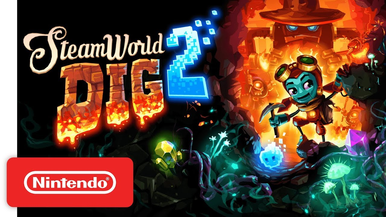 SteamWorld Dig 2 – Nintendo Switch Trailer Lansare