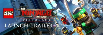The LEGO Ninjago Movie Video Game – Trailer Lansare