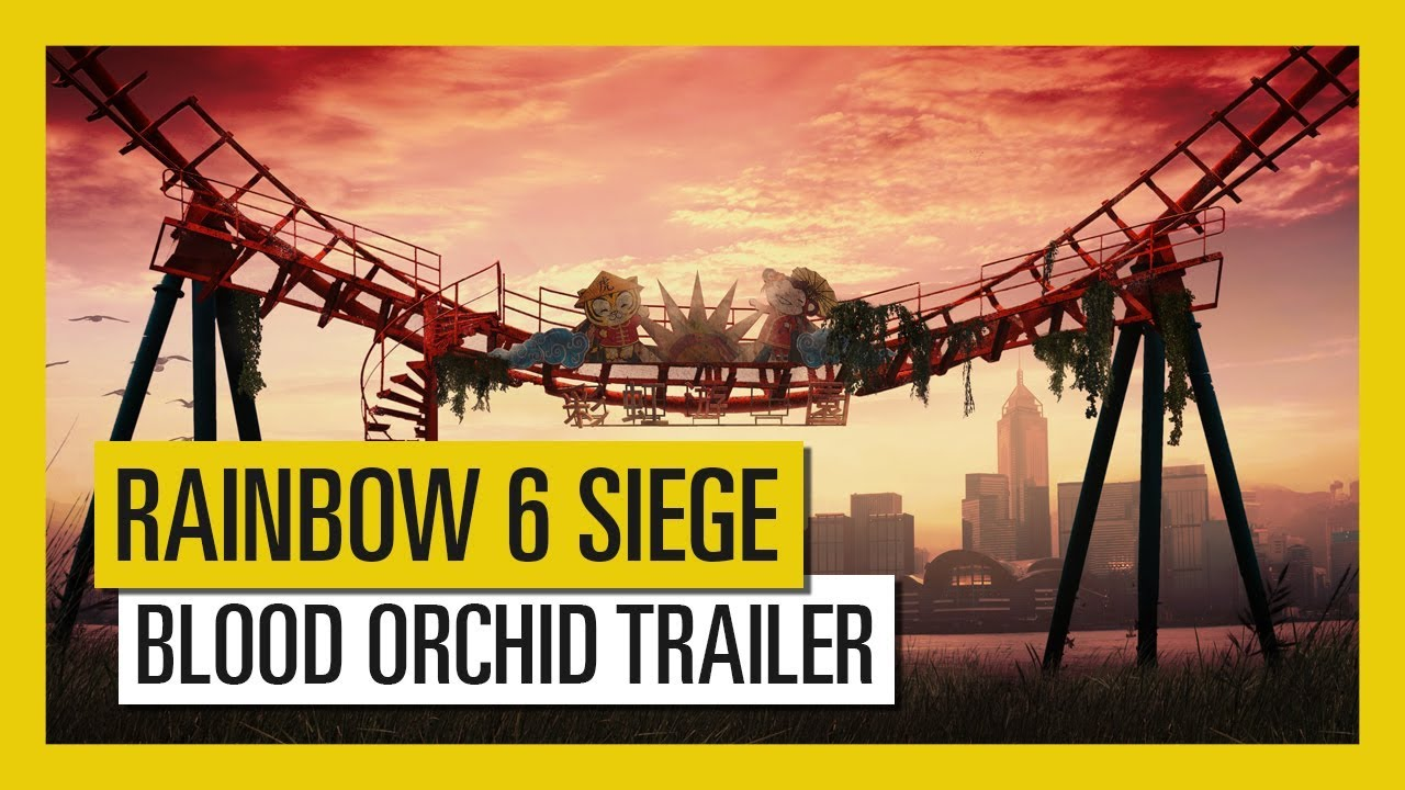 Tom Clancy's Rainbow Six Siege – Operation Blood Orchid Trailer