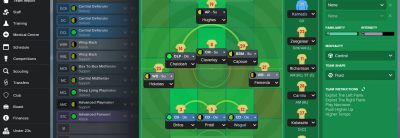 Imagini Football Manager 2018