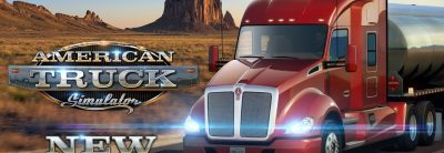 American Truck Simulator – New Mexico DLC Trailer