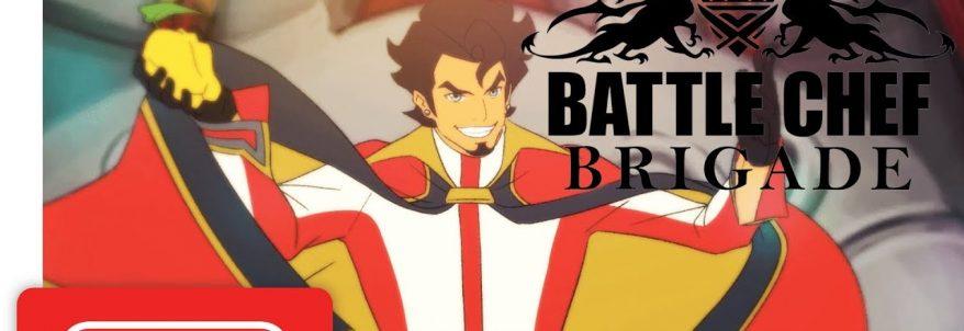 Battle Chef Brigade - PAX West 2017 Trailer