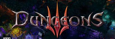 Dungeons 3 – Short Trailer
