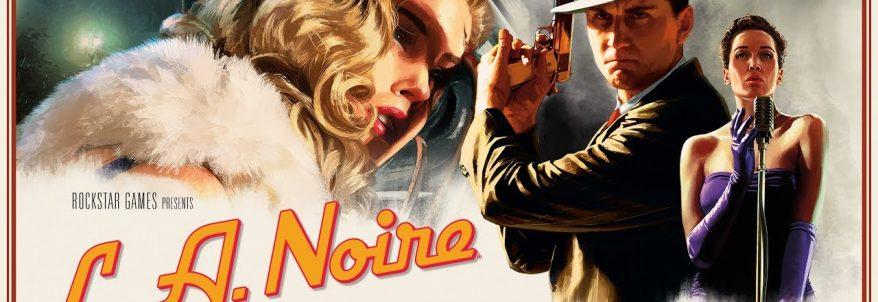 L.A. Noire – 4K Trailer