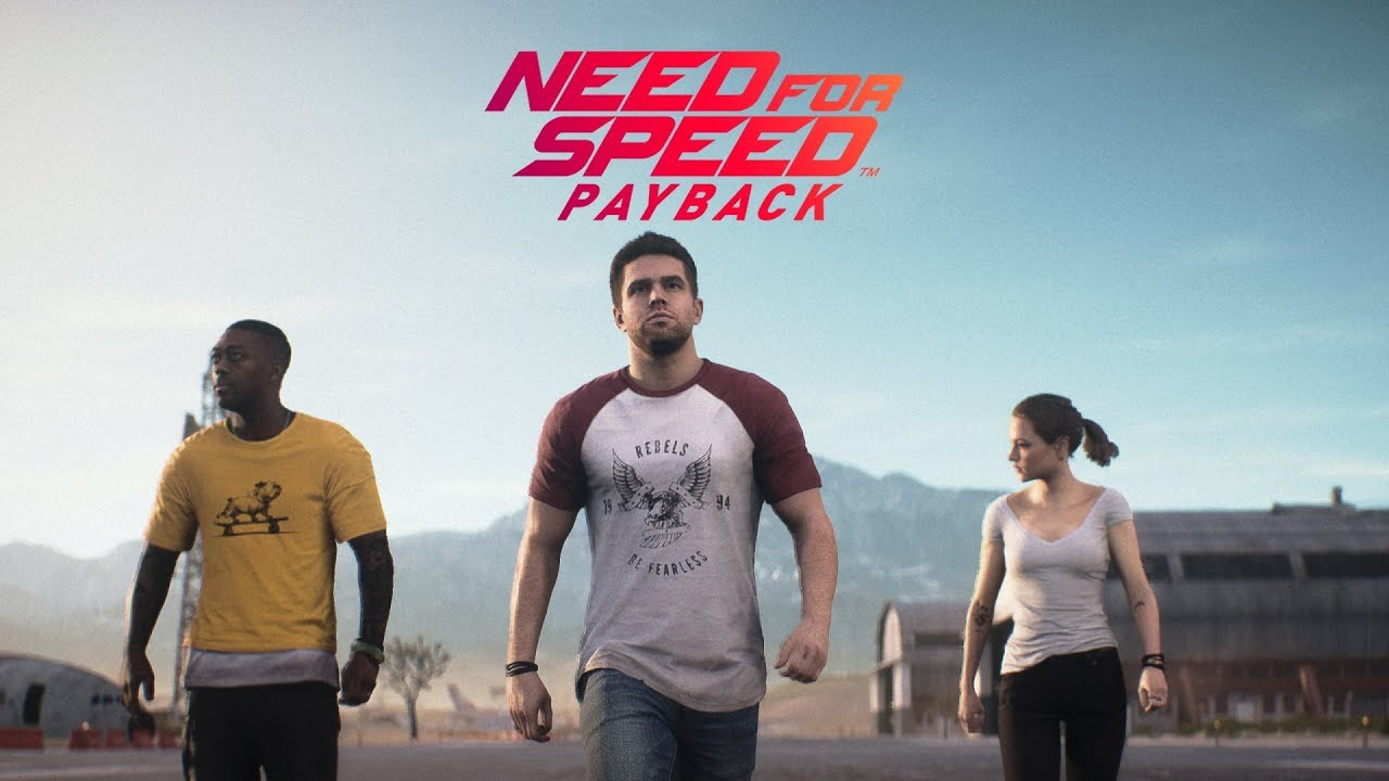 Need for Speed Payback – Story Trailer