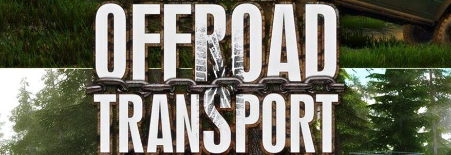 Professional Offroad Transport Simulator - Trailer