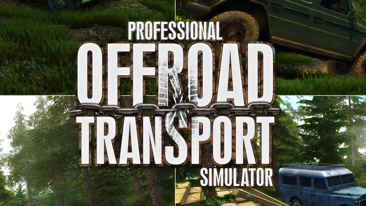 Professional Offroad Transport Simulator – Trailer