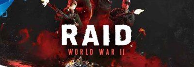 RAID: World War II – Gameplay Trailer