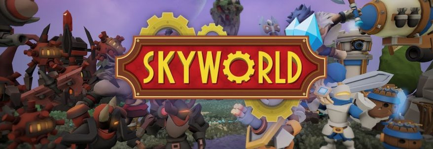 Skyworld – Trailer Lansare