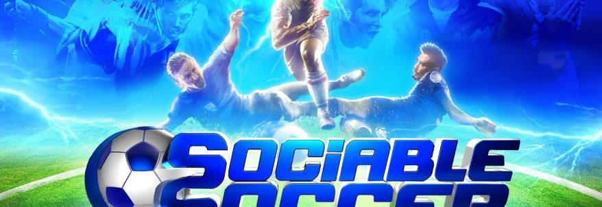 Sociable Soccer – Trailer