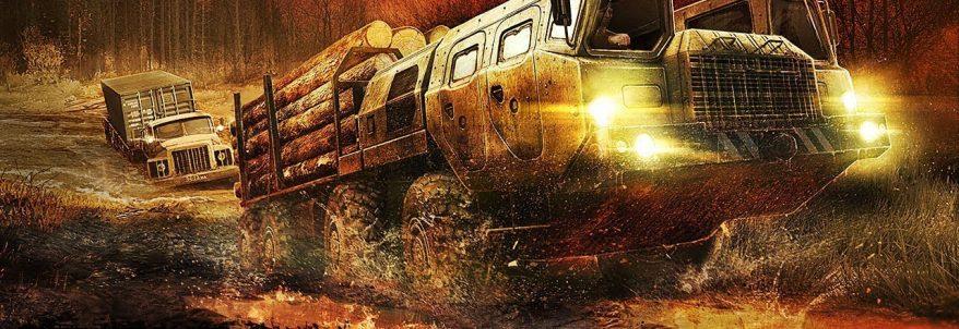 Spintires: MudRunner – Trailer Lansare