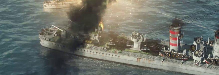 Sudden Strike 4 - Dunkirk Trailer