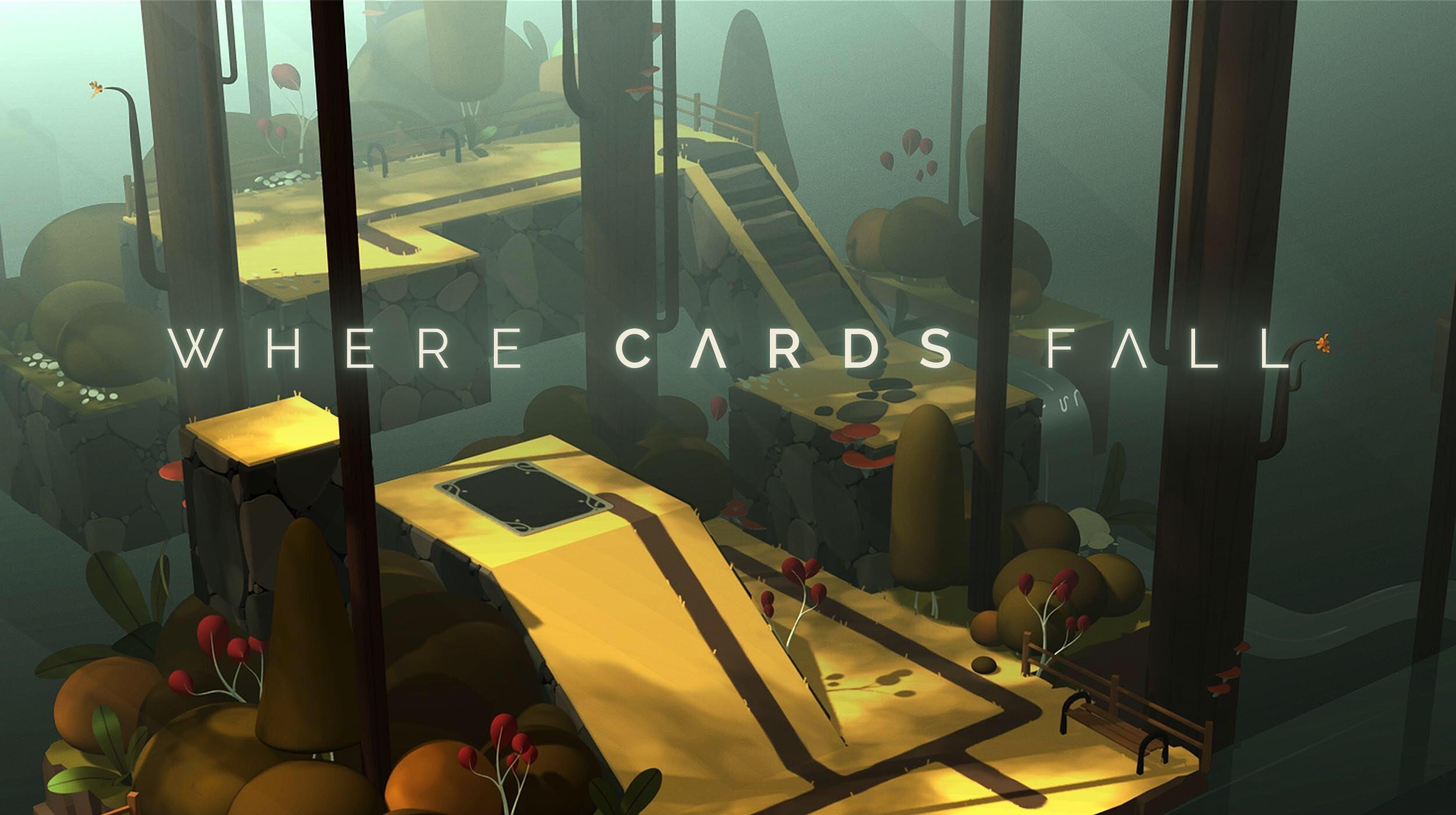 Where Cards Fall – Teaser Trailer