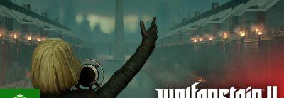 Wolfenstein II: The New Colossus – Trailer Lansare