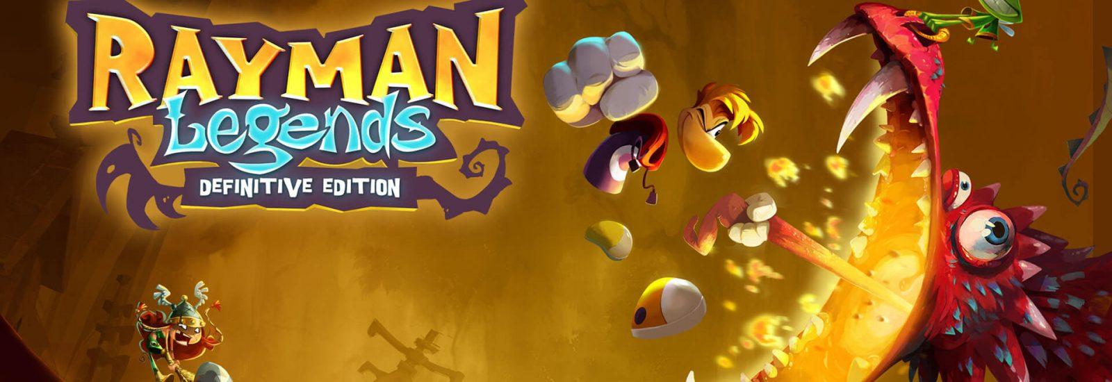 Rayman Legends Definitive Edition