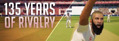 Ashes Cricket – Trailer