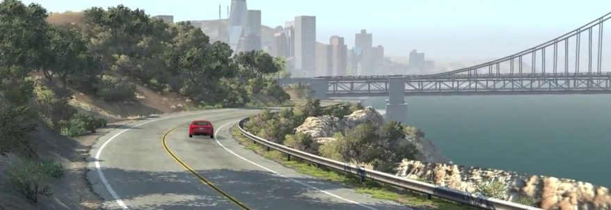 BeamNG.drive - West Coast USA Trailer