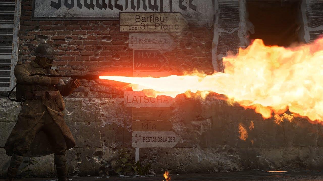 Call of Duty: WWII – Carentan Trailer