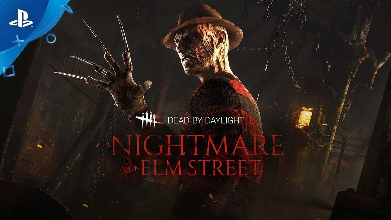 Dead by Daylight – A Nightmare on Elm Street Trailer