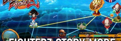 Dragon Ball FighterZ – Story Mode Trailer