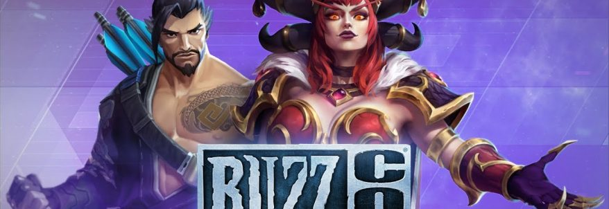 Heroes of the Storm - BlizzCon 2017 Trailer
