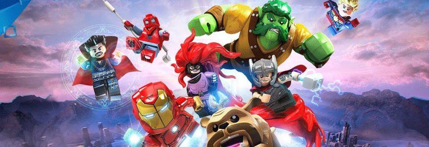 LEGO Marvel Super Heroes 2 - Trailer Lansare