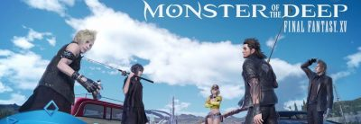 Monster of the Deep: Final Fantasy XV – Trailer Lansare