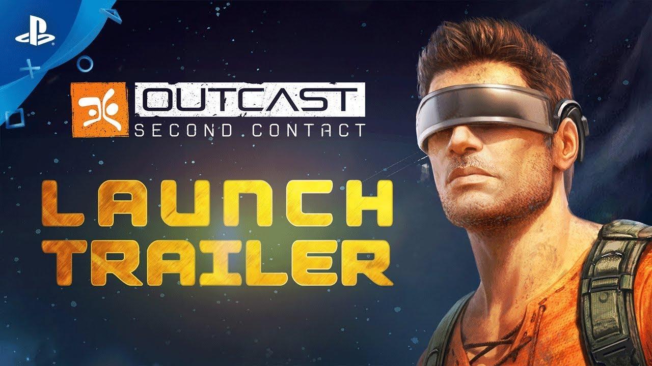 Outcast: Second Contact – Trailer Lansare