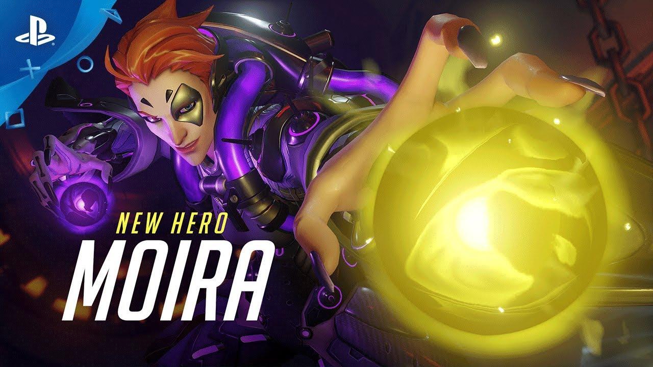 Overwatch – Introducing Moira