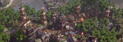 SpellForce 3 – The Elves of Finon Mir Trailer