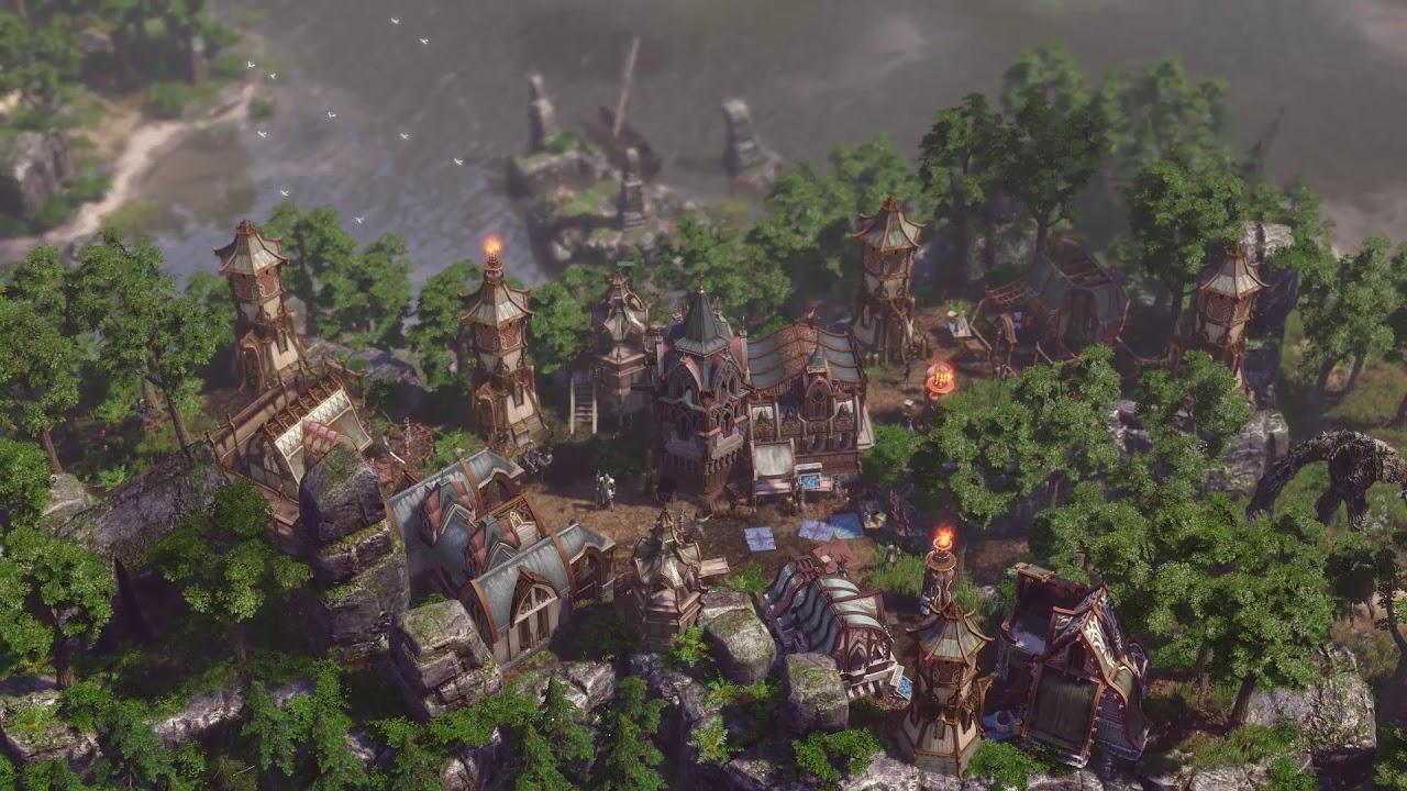 SpellForce 3 – The Elves of Finon Mir Trailer