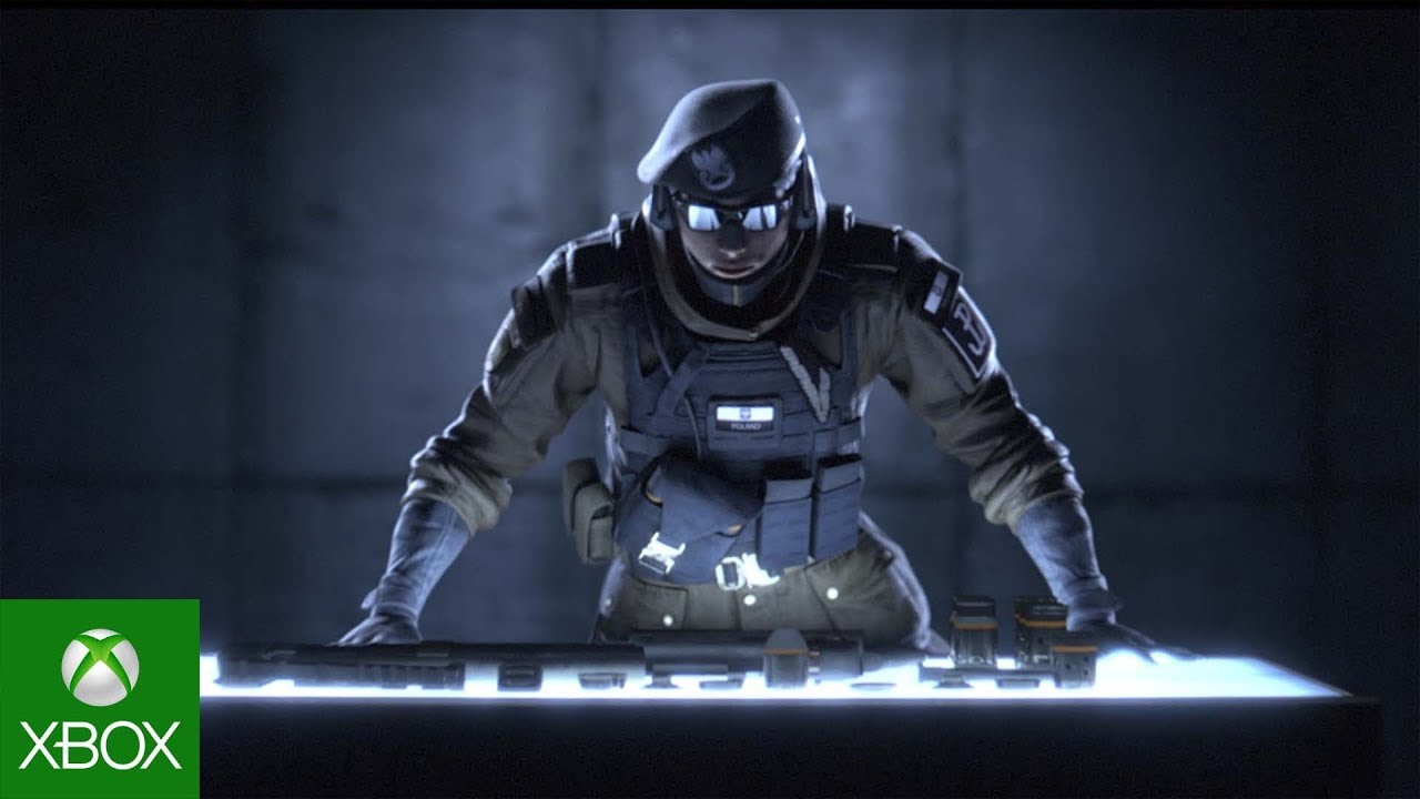 Tom Clancy's Rainbow Six Siege – Operation White Noise Zofia Teaser