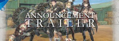 Valkyria Chronicles 4 – Trailer