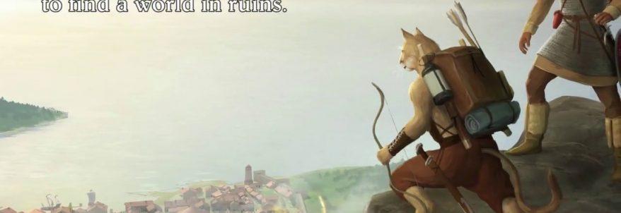 Avernum 3: Ruined World – Trailer