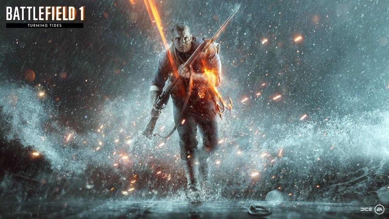 Battlefield 1: Turning Tides – Trailer