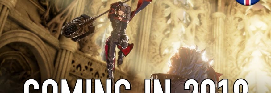 Code Vein – Coming in 2018