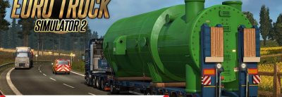 Euro Truck Simulator 2 – Special Transport DLC Trailer