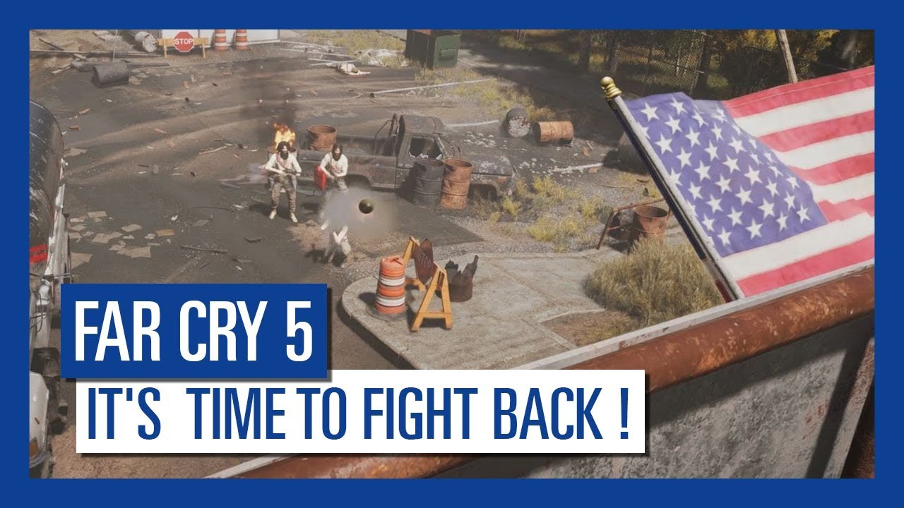 Far Cry 5 – The Resistance
