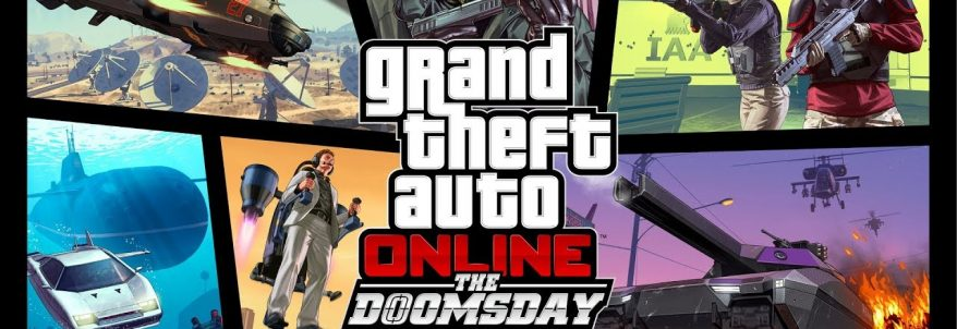 Grand Theft Auto Online – The Doomsday Heist Official Trailer