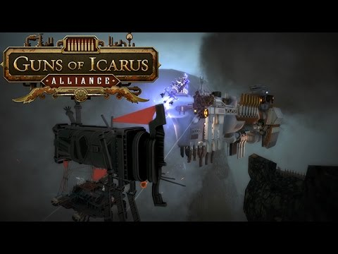 Guns of Icarus Alliance – Trailer