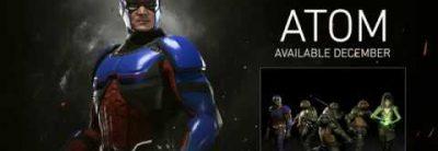 Injustice 2 – Atom Gameplay Trailer