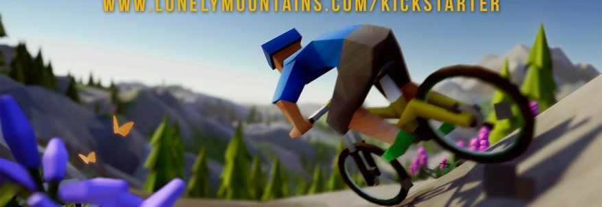 Lonely Mountains: Downhill - Trailer