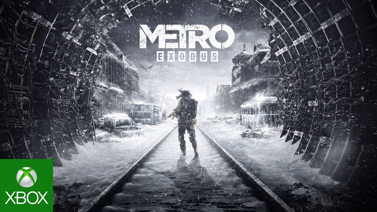 Metro Exodus – The Aurora Trailer