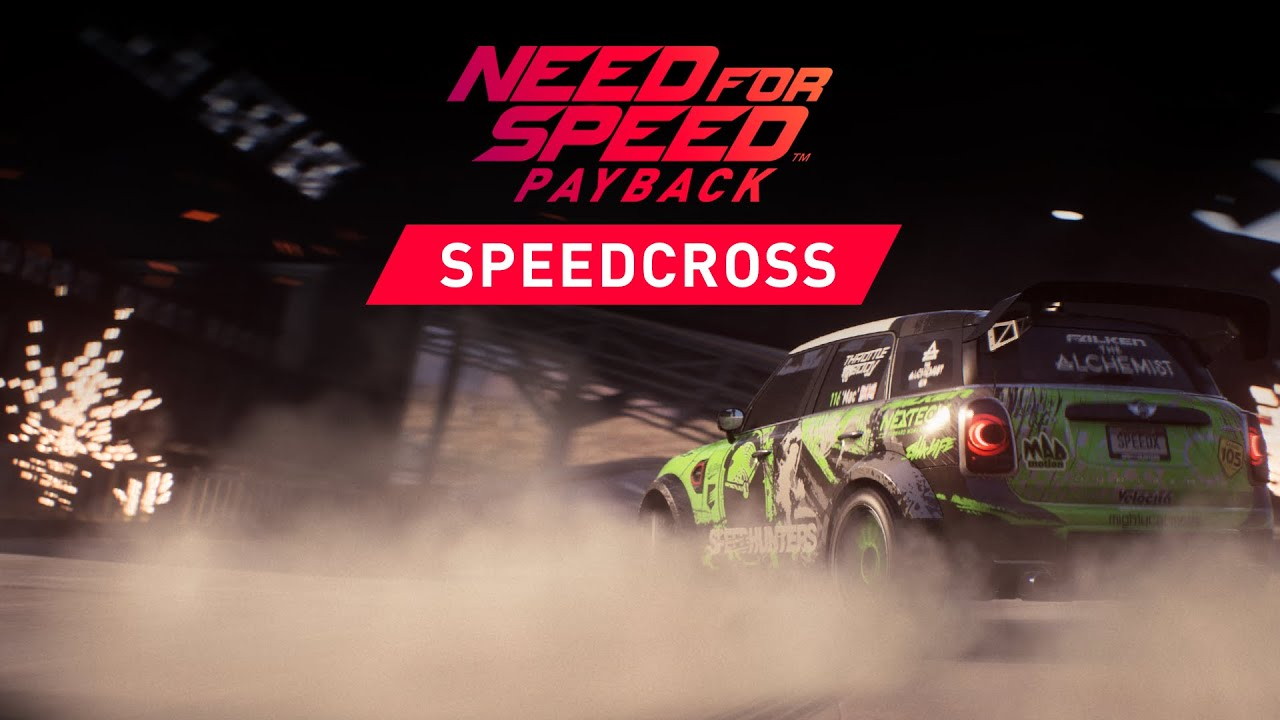 Need for Speed Payback – Enter the Speedcross