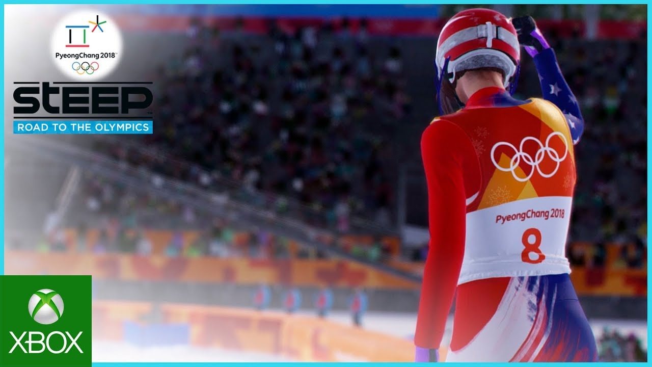 Steep: Road to the Olympics – 2018 Olympic Competition Trailer