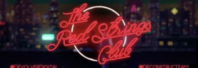 The Red Strings Club – Trailer
