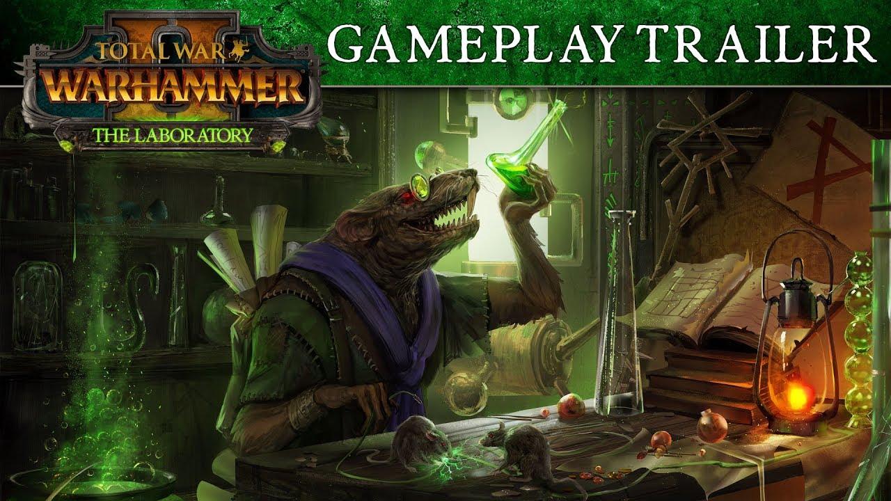Total War: Warhammer II – The Laboratory Gameplay Trailer