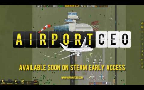 Airport CEO – Trailer