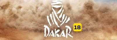 Dakar 18 – Trailer